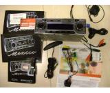 Becker Mexico 7948: Fixed Din Navigation Stereo with iPod lead