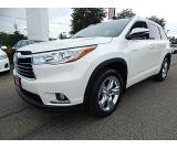 Urgent For Sale Toyota Highlander 2014 Color White