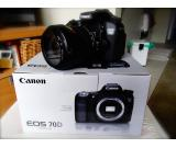 Brand New CANON camera 70D  LENS 330