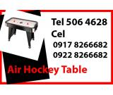 Air Hockey Table Rent Hire Manila Philippines