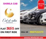 SHIMLA CAB is No. 1 service provider for outstation taxis in Shimla