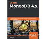 Learn MongoDB 4.x Save 20% on the Amazon eligible item