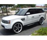 Land rover range rover sport Supercharged 4dr SUV 2011 Model
