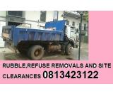 ROODEPOORT / WESTRAND RUBBLE REMOVALS  DEMOLISHING & EXCAVATIONS 0813423122